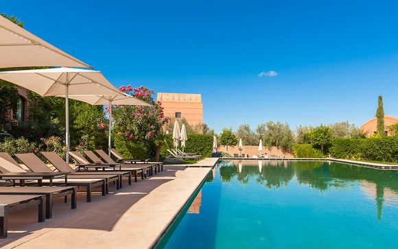 Adama Resort Marrakech 5*