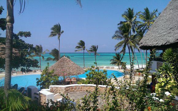 Votre extension à l'hôtel Karafuu Beach Resort 4*