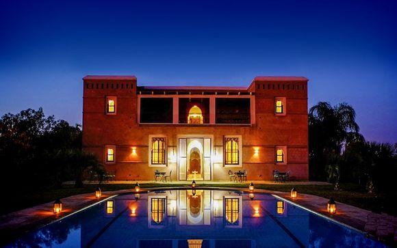 Hôtel Terra Mia Marrakech