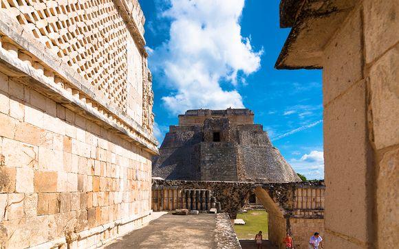 Votre Mini Circuit Privé Yucatan (avec l'offre 2)