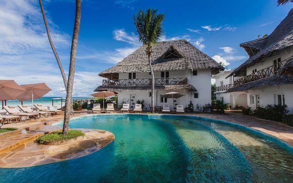 Hôtel AHG Dream's Bay 4* et safari possible
