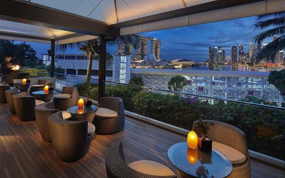 Votre pré-extension possible à Singapour (si vous choisissez l'offre 2)