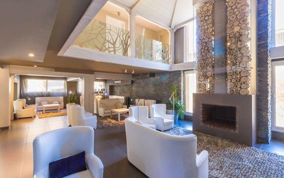 Hôtel & Spa Xalet Bringué 4*