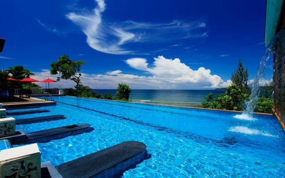 Votre extension à l'hôtel Namaka Resort 4* à Phuket