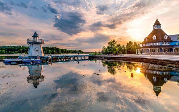 Poussez les portes du Domaine du Lac d'Ailette