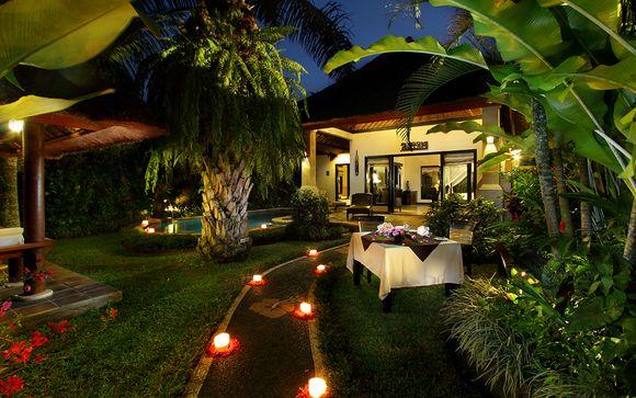 Poussez les portes de l'hôtel FuramaXclusive Villas & Spa 4*