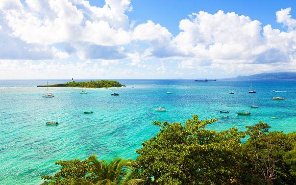 Rendez-vous... sur les îles de Guadeloupe
