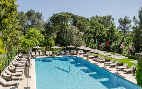 France Saint Rémy de Provence - Le Vallon de Valrugues & Spa 5* à partir de 79,00 € (79.00 EUR€)