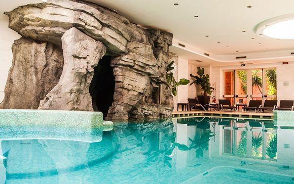 Poussez les portes de l'hôtel Il Picciolo Etna Golf Resort & Spa 4*