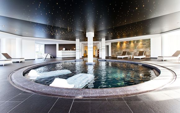 Miramar La Cigale Hôtel Thalasso & Spa 5* - Arzon - Jusqu'à -70% | Voyage  Privé