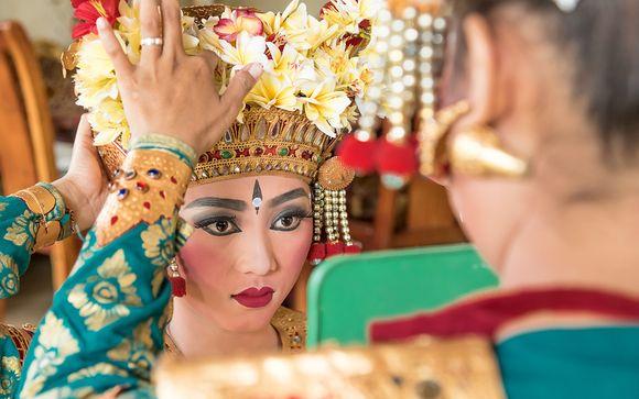 Mettez une option sur l'évasion à Bali