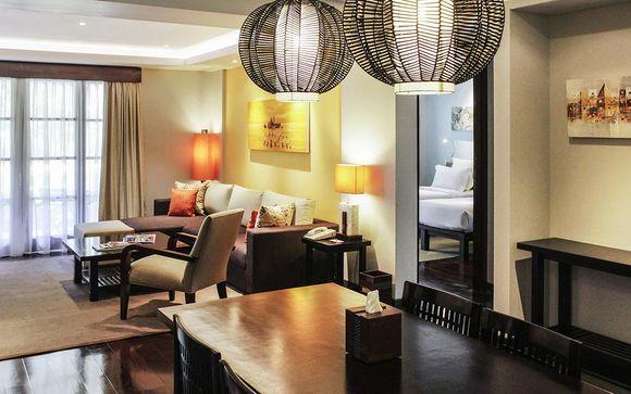Poussez les portes de l'hôtel Novotel Nusa Dua 5*