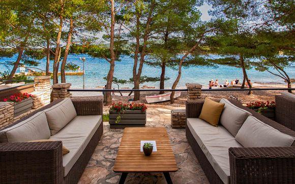 Votre extension à l'hôtel Hôtel Labranda Senses Resort Hvar sur l'île de Hvar