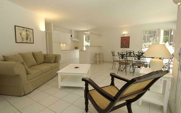 Les villas (de 70 m² à 120 m² environ)