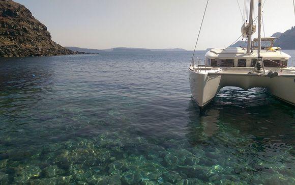 Mettez une option sur l'évasion en Grèce