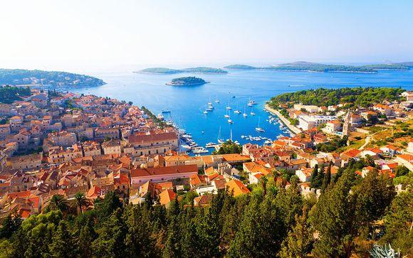 Croisière en catamaran en Croatie