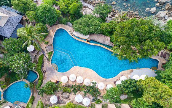 Poussez les portes de votre Panviman Resort 5*
