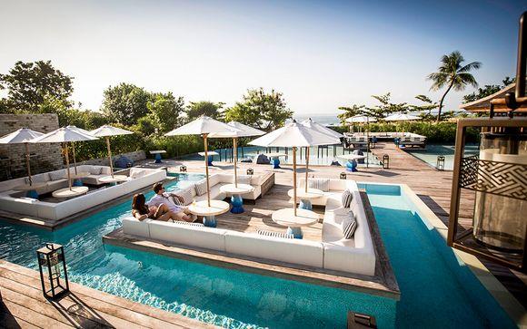 Combiné Furama Villas & Spa 4* et Club Med Bali 4 Tridents
