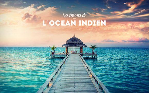 Direction l'Océan Indien !