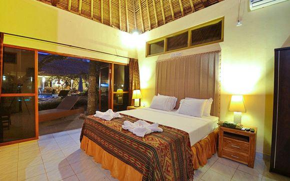 Poussez les portes de l'hôtel Bayshore Villas Candidasa