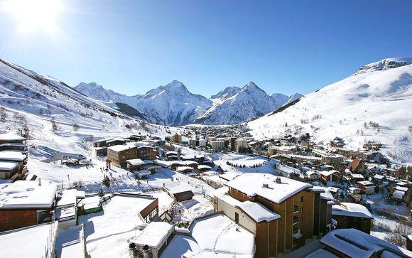 Rendez-vous... au Deux Alpes