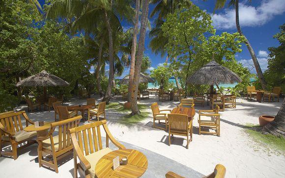 Poussez les portes de l'hôtel Filitheyo Island Resort 4* aux Maldives