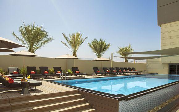 Votre extension possible à l'hôtel Sundus Rotana 4* à Mascate