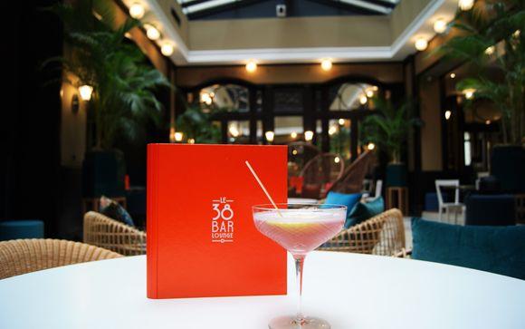 Découvrez l'art de la création de cocktails...