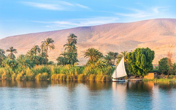 Votre croisière possible sur le Nil en un clin d'oeil