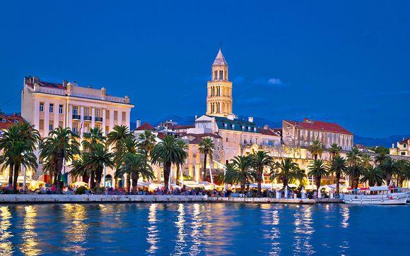 Rendez-vous... à Split