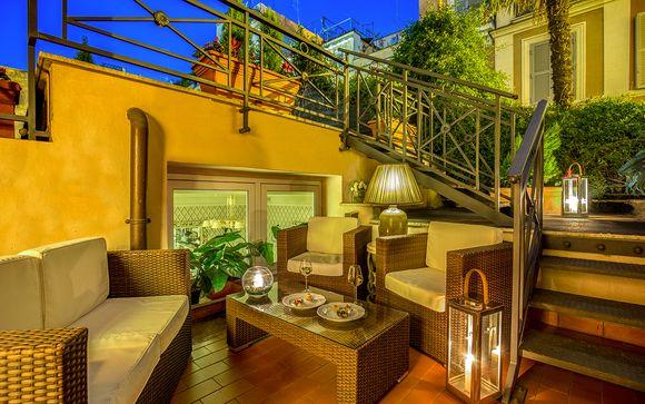 Hôtel Villa Glori 4*