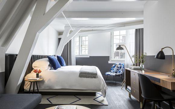 Hôtel Kimpton De Witt Amsterdam 5*
