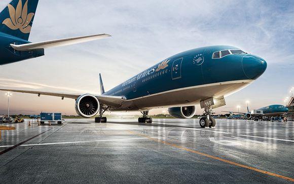 Offrez-vous le luxe de la classe Affaires avec Vietnam Airlines