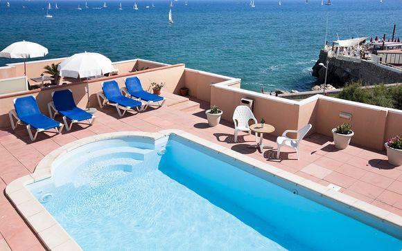Poussez les portes de l'hôtel Port Marine à Sète