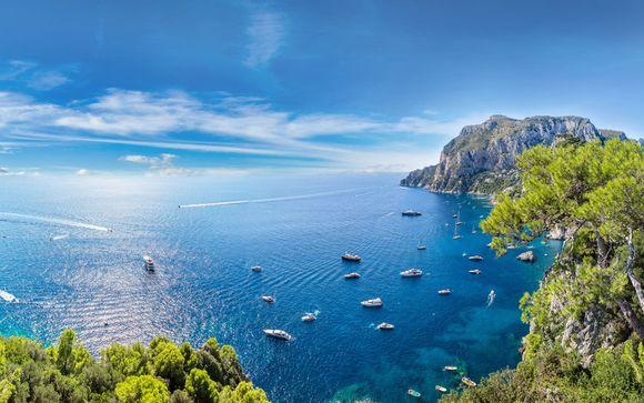 A la découvertes des îles italiennes
