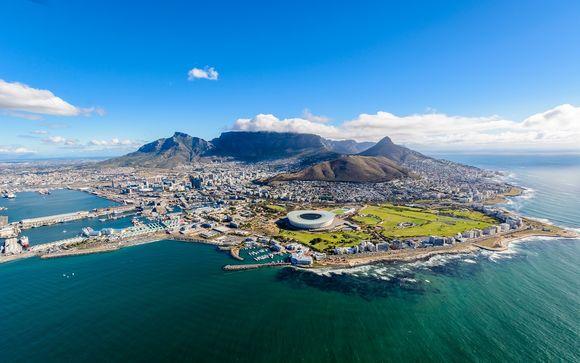 Circuit Du Cap à Johannesburg