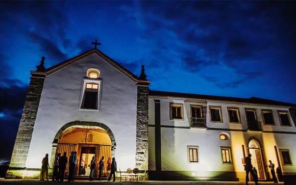 Poussez les portes de votre hôtel Convento da Serta 4*