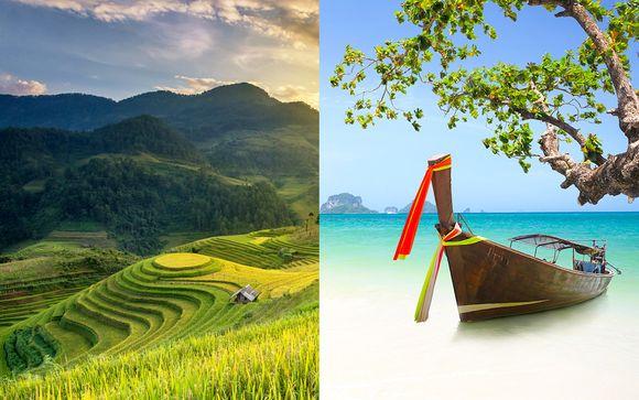 Combiné Vietnam et Thaïlande : les trésors de l'Asie
