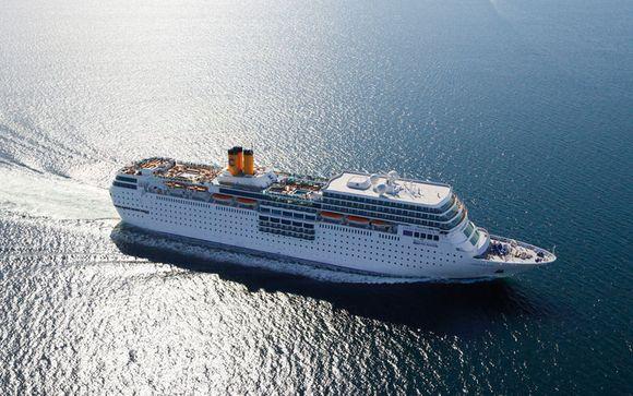 Costa Croisières : Antilles ou Mer Méditerrannée