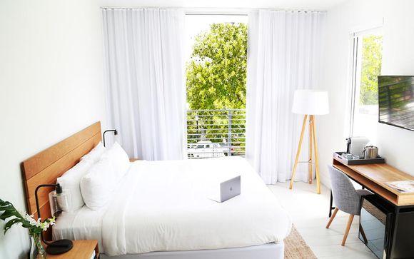 Poussez les portes de l'hôtel Hôtel Urbanica The Meridian 4* à Miami