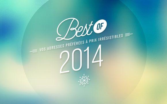 Best of de 2014 : vos adresses préférées à prix irrésistibles