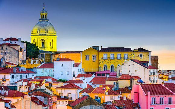 Portugal Lisbonne - Hôtel Vincci Liberdade 4* à partir de 152,00 € (152.00 EUR€)