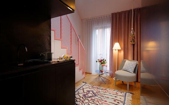 Poussez les portes de l'hôtel Libertine Lindenberg 4*