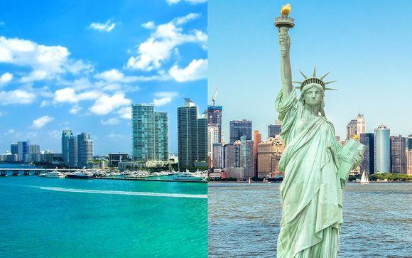 Hôtel Four Seasons Miami 5* et séjour possible à New York