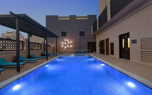 Poussez les portes de l'hôtel Hyatt place Al Wasl 4* à Dubaï
