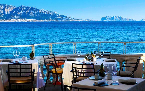 Le Petit Nice 5* & Restaurant Passédat 3*