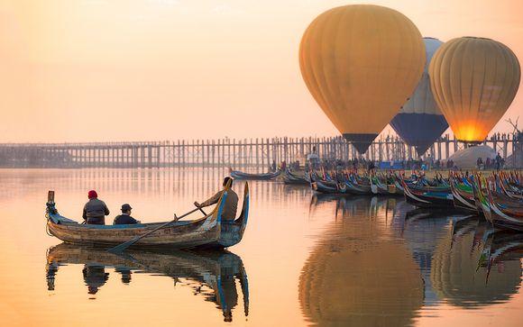 Circuit Majestueuse Birmanie en 15 jours/12 nuits