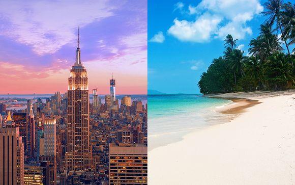 Combiné Hôtel Marmara Manhattan 4* et Royalton Blue Waters 5*