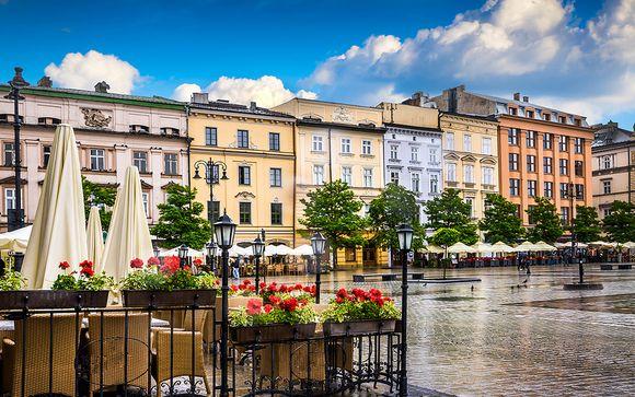 Leone Aparthotel Krakow