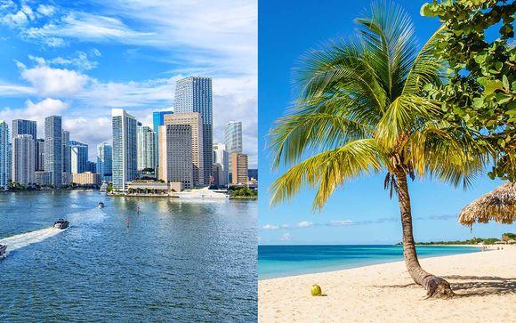 Combiné Hôtel Nautilus 4* Miami et Royalton Blue Water 5* Jamaïque